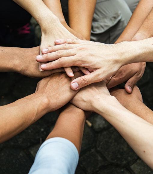 Agissons ensemble pour defendre les droits de l homme